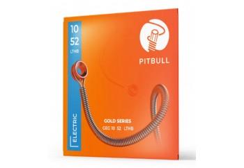 Pitbull Strings Gold Series GEG 10-52 LTHB Takım Tel - Elektro Gitar Teli