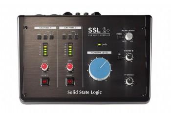 Solid State Logic SSL 2+ - Ses Kartı
