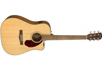 Fender CD-140SCE Natural - Elektro Akustik Gitar