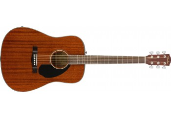Fender CD-60S Dreadnought, All-Mahogany - Akustik Gitar