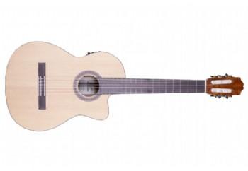 Kozmos KCG-30CE M Natural - Elektro Klasik Gitar