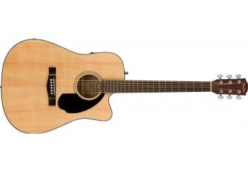 Fender CD-60SCE Dreadnought - Elektro Akustik Gitar