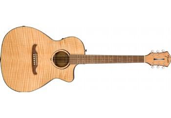 Fender  FA-345CE Auditorium Natural - Elektro Akustik Gitar