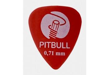 Pitbull Pena 0.71mm Kırmızı - Pena