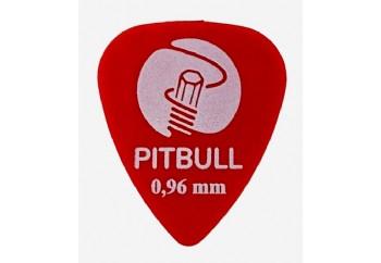 Pitbull Pena 0.96mm Kırmızı - Pena