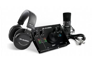M-Audio AIR 192|4 Vocal Studio Pro - Yeni nesil yüksek kaliteli stüdyo kayıt paketi