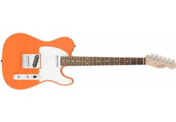 Squier Affinity Series Telecaster Competition Orange - Indian Laurel