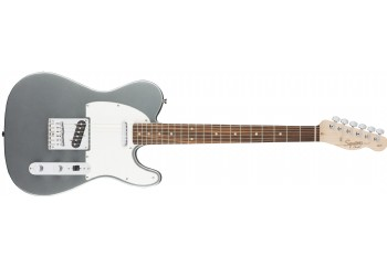 Squier Affinity Series Telecaster Slick Silver - Indian Laurel