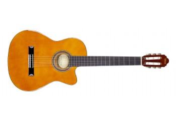 Valencia VC104TC Naturel - Klasik Gitar