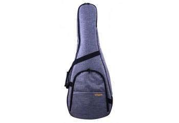 Wagon Case 03 Serisi ACT Gri - Akustik Gitar Çantası