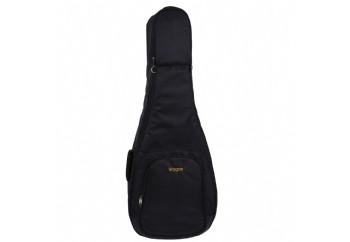 Wagon Case 05 Serisi - Akustik Siyah - Akustik Gitar Çantası