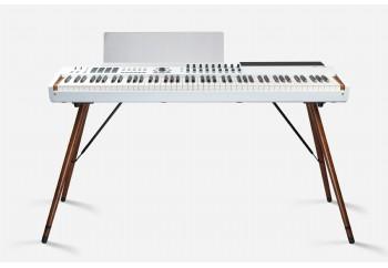 Arturia Keylab 88 MK II & WoodenLegs - MIDI Klavye - 88 Tuş