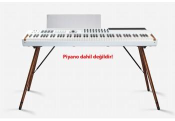 Arturia WoodenLegs / Keylab 88 MK II - Keylab 88 MK II için Ayaklık