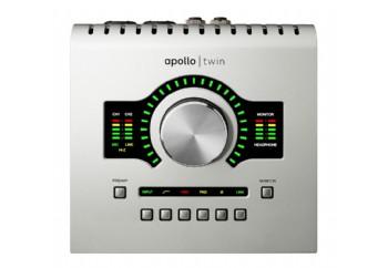 Universal Audio Apollo Twin USB - Yüksek kaliteli DSP destekli 2 x 6 ses kartı (2 DSP) USB 3.0