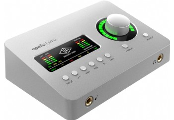 Universal Audio Apollo Solo USB - Yüksek kaliteli DSP destekli 2 x 4 USB 3 ses kartı (1 DSP)