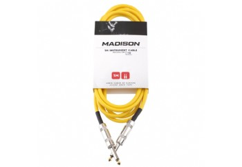 Madison MIC002-3M Sarı - Entrüman Kablosu (3 Metre)