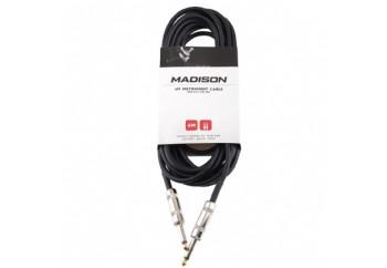 Madison MIC002-6M Siyah - Entrüman Kablosu (6 Metre)