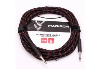 Madison MIC030-6M BRD - Enstrüman Kablosu (6 Metre)