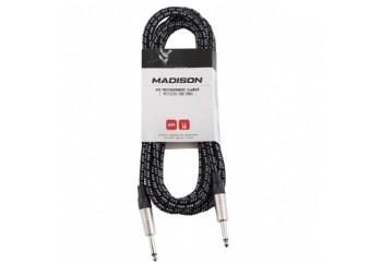 Madison MIC030-6M BWH - Enstrüman Kablosu (6 Metre)