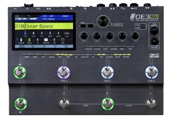 Mooer GE300 Lite Multi Effects Processor - Gitar Prosesör