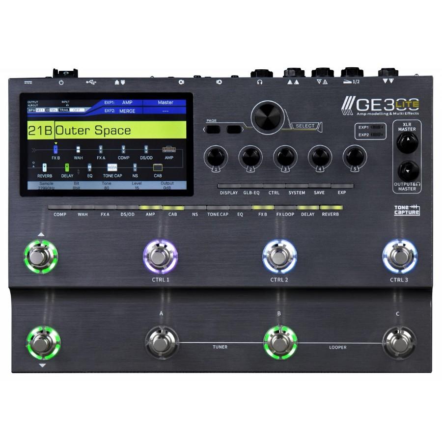 Mooer GE300 Lite Multi Effects Processor