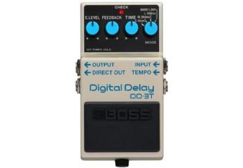 Boss DD-3T Digital Delay - Delay Pedalı