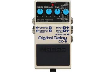 Boss DD-8 Digital Delay - Delay Pedalı