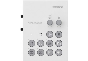 Roland GO:LIVECAST Live Streaming Studio for Smartphones - Yayın Stüdyosu