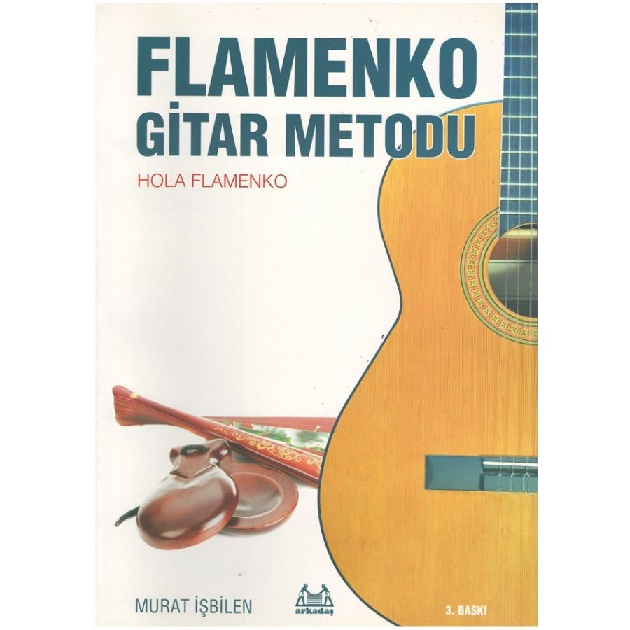 Flamenko Gitar Metodu - Hola Flamenko