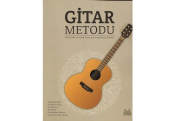 Gitar Metodu Kitap - Amber Books