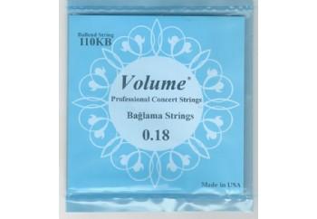 Volume 110KB  Takım Tel - Bağlama Teli 018