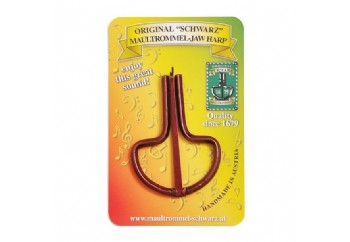 Musik Schwarz Fun Harp No:8R - Jaw Harp