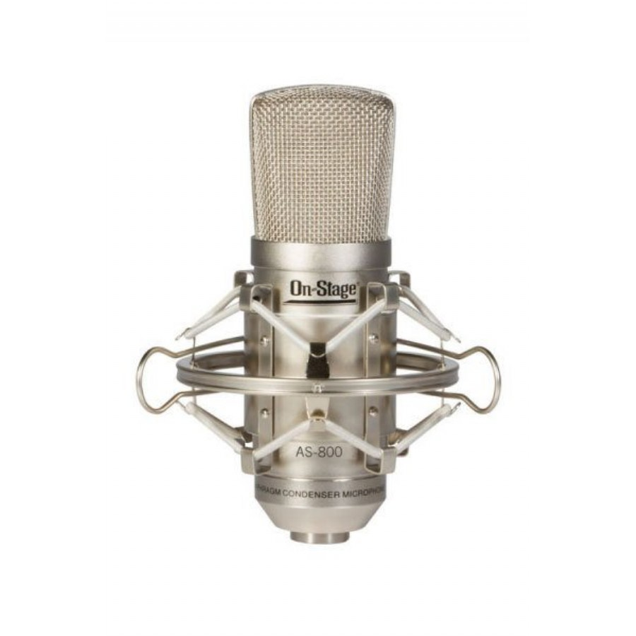 On-Stage AS800 FET Condenser Mic