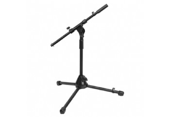 On-Stage MS7411B Drum/Amp Tripod Mic Stand with Boom - Mikrofon Sehpası