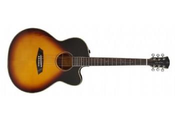 Marcus Miller By Sire A3GS Larry Carlton Vintage Sunburst - Elektro Akustik Gitar