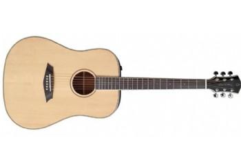 Marcus Miller By Sire A3DS Larry Carlton Naturel - Elektro Akustik Gitar