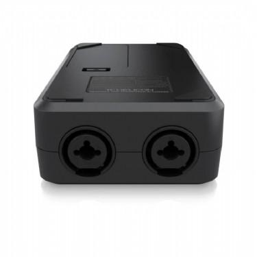 TC-Helicon GO TWIN 2-Channel Audio/MIDI Interface