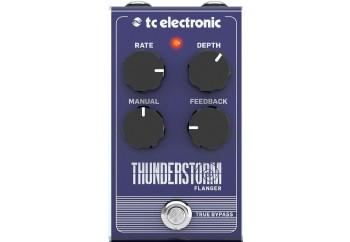 tc electronic Thunderstorm Flanger - Flanger Pedalı