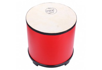 Cox HD10 Floor Drum Kırmızı - Yer Davulu