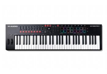 M-Audio Oxygen Pro 61 - MIDI Klavye - 61 Tuş