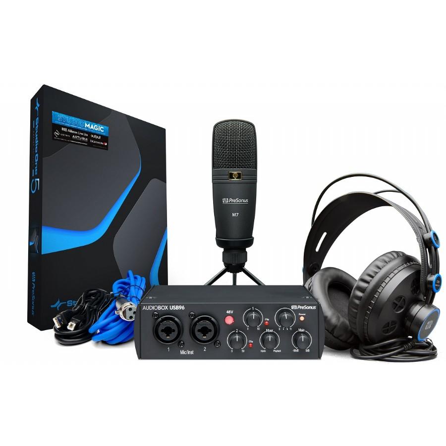 Presonus AudioBox 96 Studio 25th