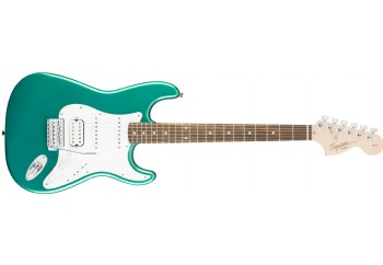 Squier Affinity Strat HSS Race Green - Indian Laurel - Elektro Gitar