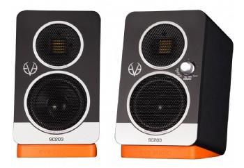 Eve Audio SC203 - Masaüstü Stüdyo/Oyun/Ev Sineması Hoparlörü (Çift)