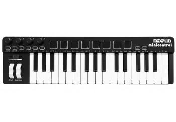 Midiplus Minicontrol - MIDI Klavye - 32 Tuş