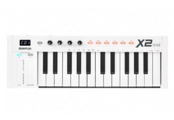 Midiplus X2 Mini - MIDI Klavye - 25 Tuş