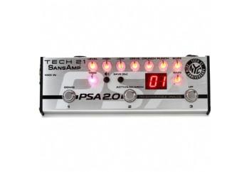 Tech 21 PSA 20 SansAmp - Gitar Preamp Pedalı