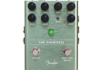Fender The Pinwheel Rotary Speaker Emulator - Rotary speaker pedal