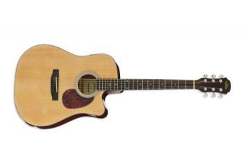 Aria ADW01CE Cutaway NT - Elektro Akustik Gitar