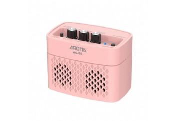 Aroma AG05 Pink - Bluetooth Gitar Amfisi