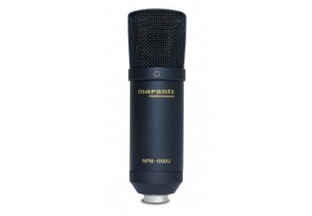 Marantz MPM-1000U - Condenser USB Mikrofon
